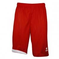 Errea Chicago Basketball Shorts Red