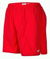Speedo Solid Leisure 16 Watershort Red