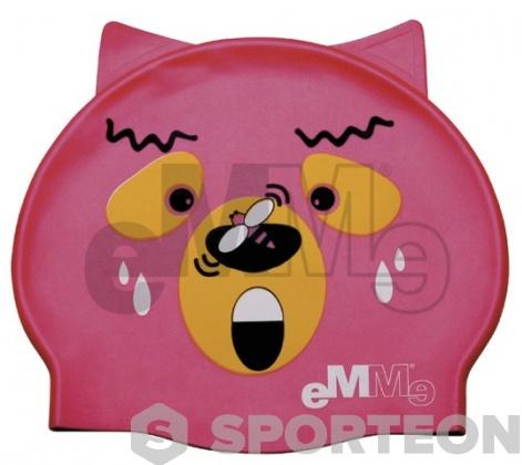 Детска шапчица за плуване Eммe мечка с оса