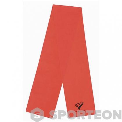 Тренировъчен ластик Rucanor червен 0,65мм