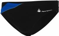 Aqua Sphere Eliott Repreve Black/Royal Blue