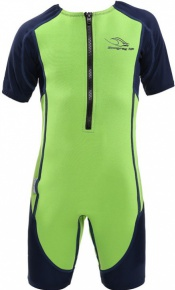 Aqua Sphere Stingray HP Kids Green/Navy