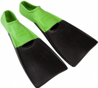 Mad Wave Kids Fins Black/Green