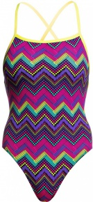 Funkita Knitty Gritty Strapped In One Piece