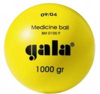 Пластмасова медицинска топка 1 кг