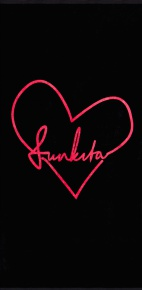 Funkita Scribble Towel