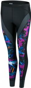 Speedo H2O Active Leggings Black/Grey/Ultramarine/Diva/White