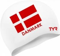 Tyr Denmark Swim Cap
