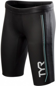 Tyr Female Hurricane Cat 1 Neo Shorts Black/Seafom