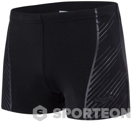 Speedo Sport Panel Aquashort Oxid Grey/Black