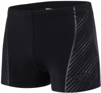 Speedo Sport Panel Aquashort Oxid Grey/Black