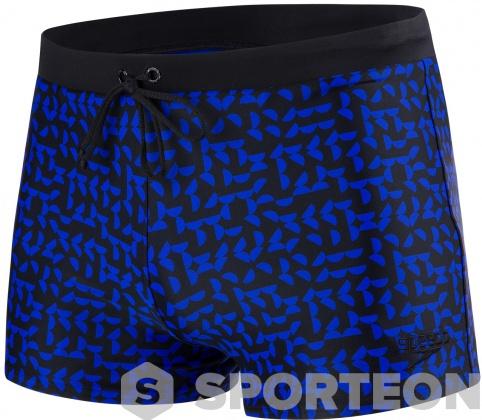 Speedo Valmilton Aquashort Black/Chroma Blue