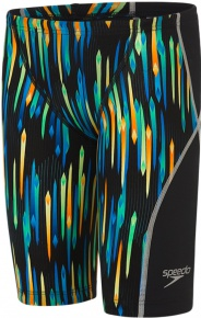 Speedo Fastskin LZR Racer X Jammer Boy Black/Chroma Blue/Brilliant Blue