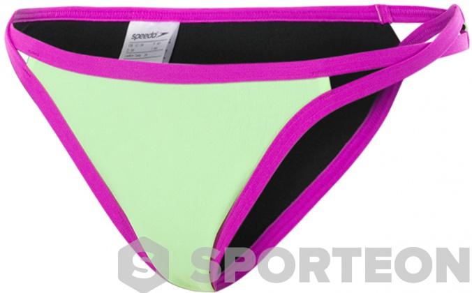 Speedo Neon Freestyler X Brief Bright Zest/Neon Orchid