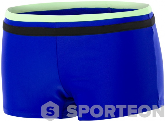 Speedo Hydractive Sport Short Chroma Blue/Black/Bright Zest