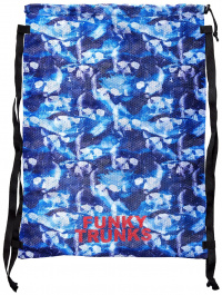 Funky Trunks Head First Mesh Gear Bag