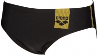 Arena Basics Brief Black/Yellow Star