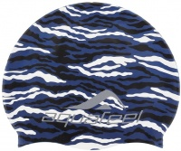 Aquafeel Night Waves Silicone Cap