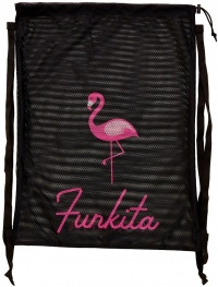 Funkita Flaming Vegas Mesh Gear Bag