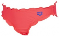 Arena AWT Kids Brief Girl Fluo Red