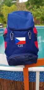BornToSwim CZE Shark Backpack