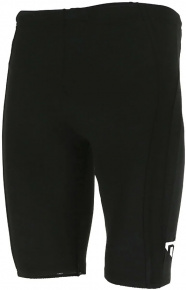 Michael Phelps Solid Jammer Black/White