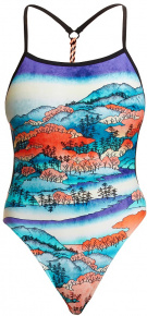 Funkita Misty Mountain Twisted One Piece