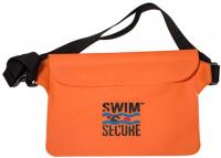 Swim Secure Waterproof Bum Bag Оранжево