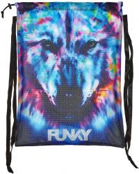 Funky Howl Baby Mesh Gear Bag