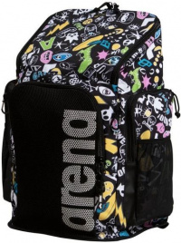 Arena Team Backpack 45 Allover Playfull