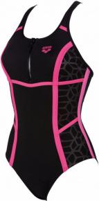 Arena Xpivot Energy Zip black/pink