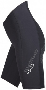 Hiko Symbio Neoprene Shorts Black