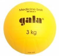 Пластмасова медицинска топка 3 кг