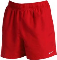 Nike Essential Lap 5 Volley Short University Red
