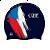 Плувни шапки знамена
